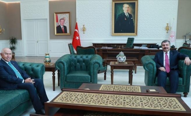 Türkiye'de ligin devamına federasyon karar verecek