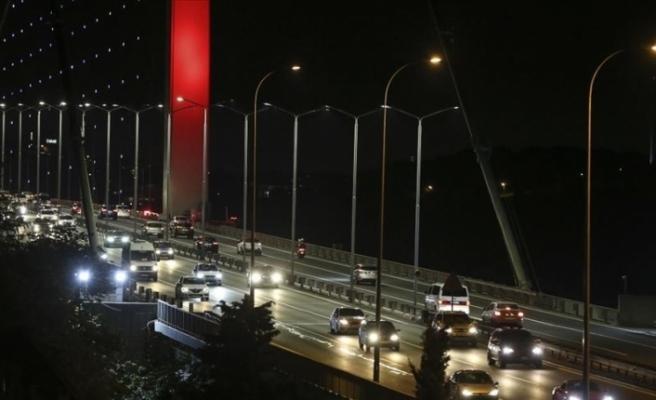 Türkiye genelindeki 4 günlük sokağa çıkma kısıtlaması sona erdi