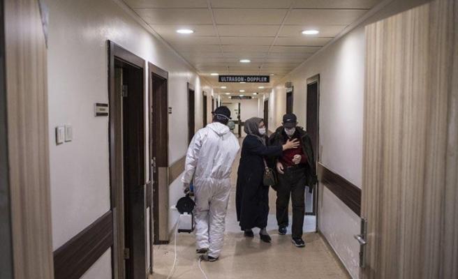 Türkiye'de iyileşenlerin sayısı 117 bin 602'ye yükseldi