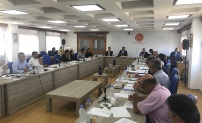Ad-Hoc komite borç ilişkilerinde uygulanacak kuralları düzenleyen yasa önerisi'ni görüştü