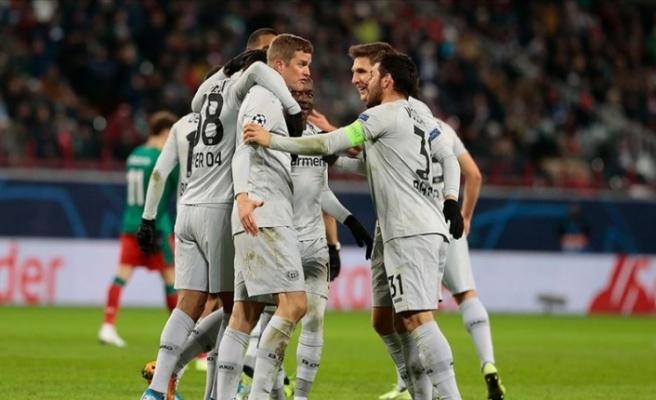 Almanya Kupasının ilk finalisti Bayer Leverkusen