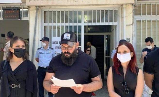 Bağımsızlık Yolu, işsizlik ödeneğinin azaltılmasını protesto etti