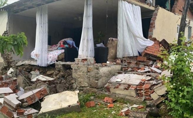 Bingöl'deki depremde bir kişi hayatını kaybetti