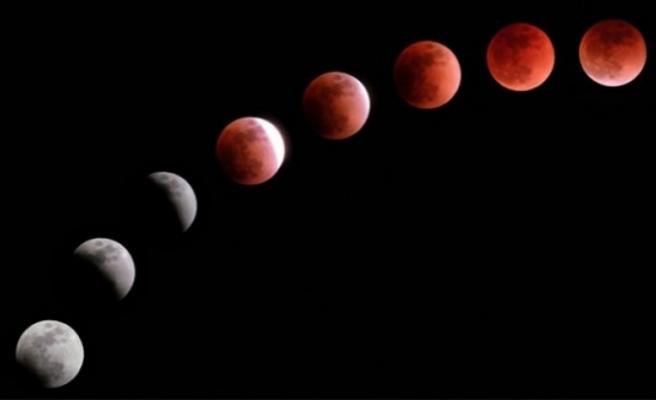 Bu gece kısmi Ay tutulması yaşanacak