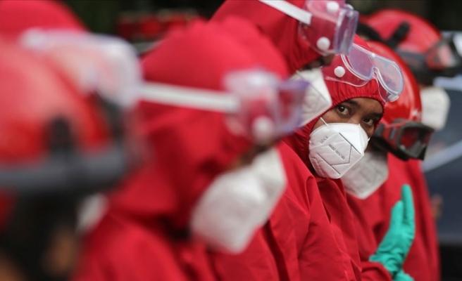 Dünya genelinde Kovid-19 tespit edilen kişi sayısı 6 milyon 980 bini geçti