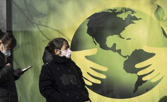 Dünya genelinde virüs tespit edilen kişi sayısı 9 milyon aştı