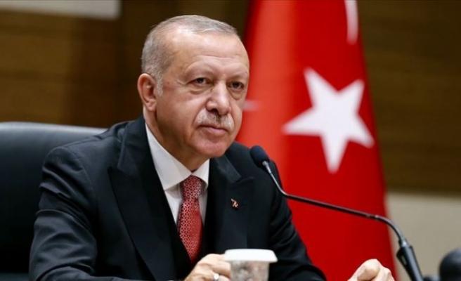 """Erdoğan: """"Sen eğer haddini bilmezsen Türkiye'nin yapacağı şey bellidir"""""""