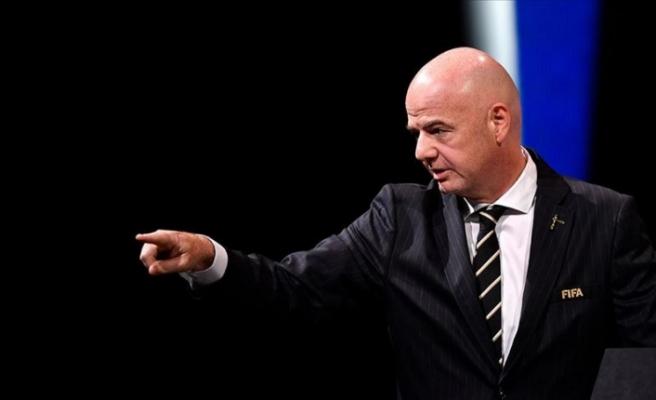 FIFA Başkanı Infantino, futbolda 'daha katı' finansal düzenlemeler istiyor
