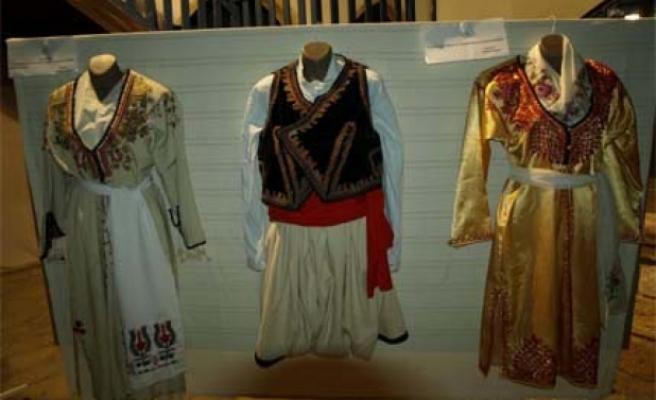 Folklorik kıyafetlerinin envanteri çıkarılıyor