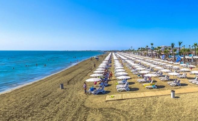 Güney Kıbrıs'ta turizm seferberliği