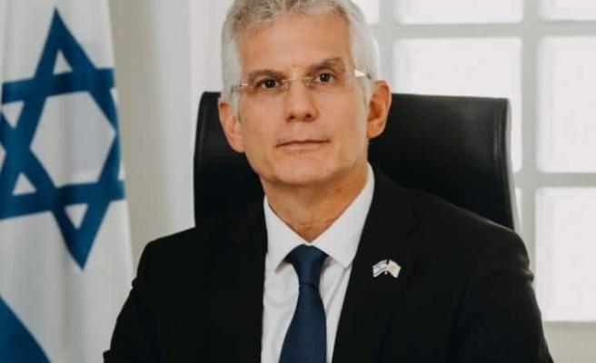 İsrail'in Güney Kıbrıs Büyükelçisi'nden demeç