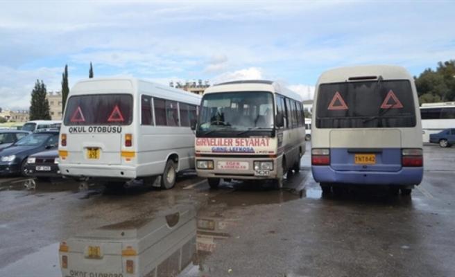 Kar-İş toplu ulaşım hizmetlerini başlatmayacaklarını açıkladı… Pazartesi Lefkoşa'da araçlı eylem var