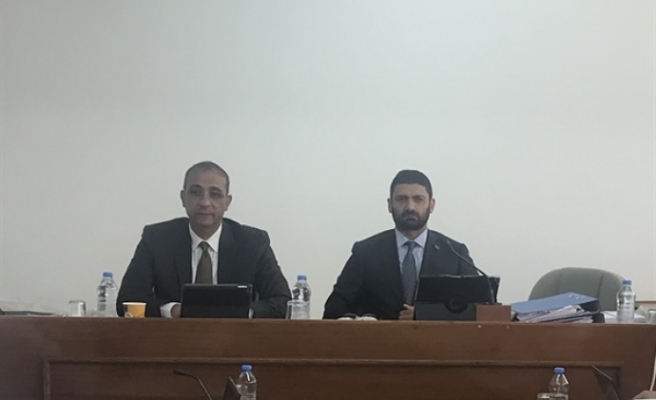 Kıb Tek Araştırma Komisyonu toplandı