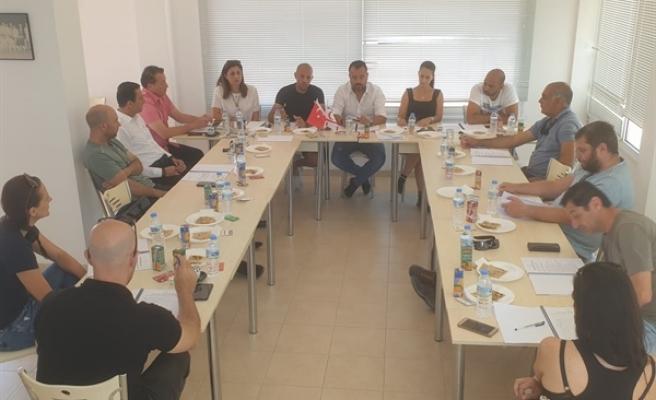KKTF Mali Genel Kurulu yapıldı
