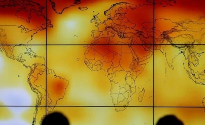 Kuzey Kutbu'nda ölçülen 38 derece sıcaklık tarihe geçti