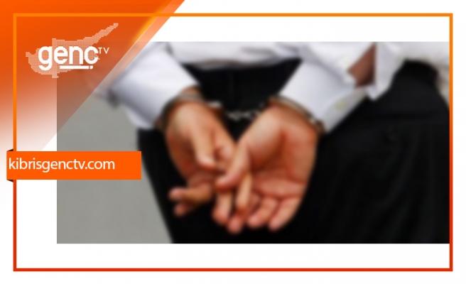 Muhaceret işlemi yaptırmadan KKTC'ye kanunsuz giriş yapan şahıs tutuklandı