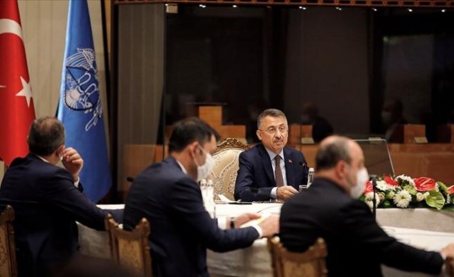 """Oktay: """"Türkiye'de yatırım ortamının iyileştirilmesine yönelik 21 eylem tamamlandı"""""""