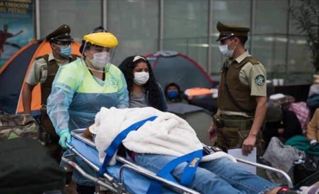 Peru'da son 24 saatte Kovid-19 nedeniyle 199 kişi öldü