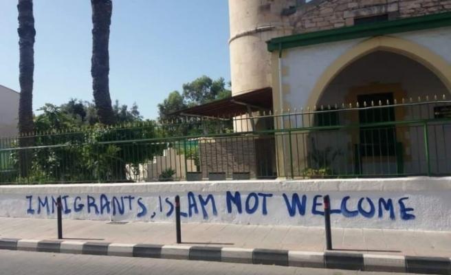 Tatar, Limasol'daki camiinin yakılmak istenmesini kınadı