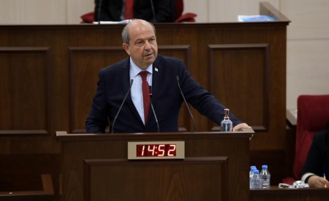 """Tatar: """"Türkiye'den geleceklere çifte test"""""""