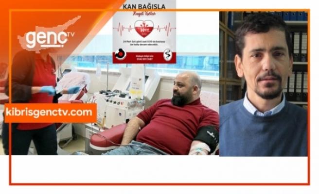 """Thalassaemia Derneği kan bağışına çağırdı: """"Ayda 550 ünite kana ihtiyacımız var"""""""