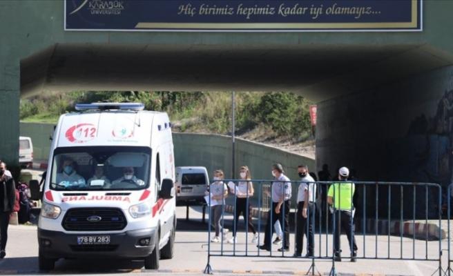 Türkiye'de Kovid-19'a yakalananlardan 170 bin 595 kişi iyileşti