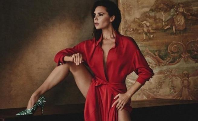 Victoria Beckham: Çok dar giyinmek bir güvensizlik belirtisi