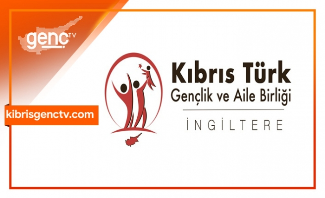 """""""Yolumuza Kıbrıs Türk Gençlik ve Aile Birliği İngiltere olarak devam edeceğiz"""""""
