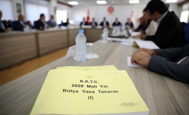 2020 bütçesine ek ödenek