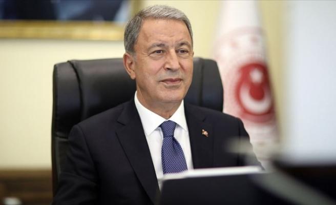 """Akar: """"Doğu Akdeniz'de Türkiye'yi enerji denklemin dışında tutan projeler başarısızlığa mahkumdur"""""""