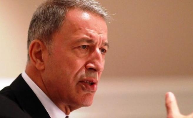 Akar: Ege, Akdeniz ve Kıbrıs ile ilgili hiçbir oldu bittiye meydan vermeyecek, müsaade etmeyeceğiz