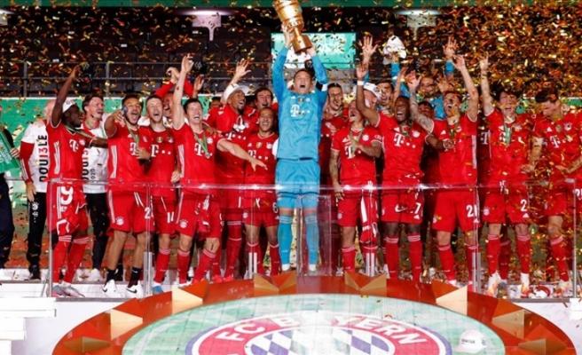 Almanya Kupası'nı Bayern Münih kazandı