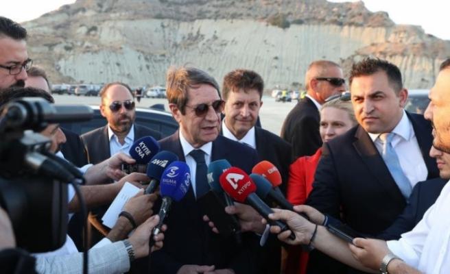"""Anastasidades: """"Rusya ve Çin ile olan ilişkiler olumsuz etkilenmeyecek"""""""