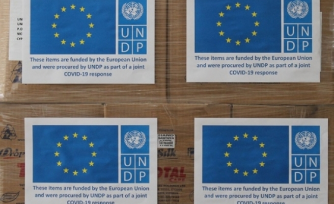 Avrupa Komisyonu ve UNDP'den yardım