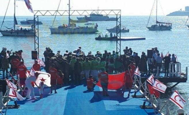 Barış ve Özgürlük Bayramı Girne'de de kutlandı