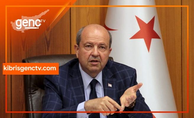 Başbakan Tatar, grevdeki sendikalarla görüşüyor