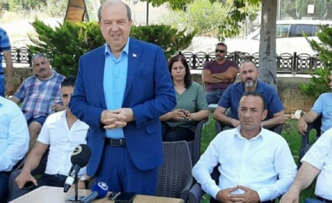 Başbakan Tatar kahvaltı etkinliğine katıldı