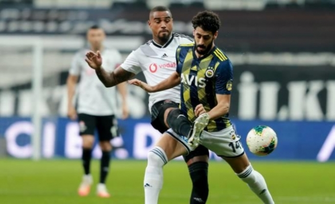 Beşiktaş-Fenerbahçe derbisinde 2 gol