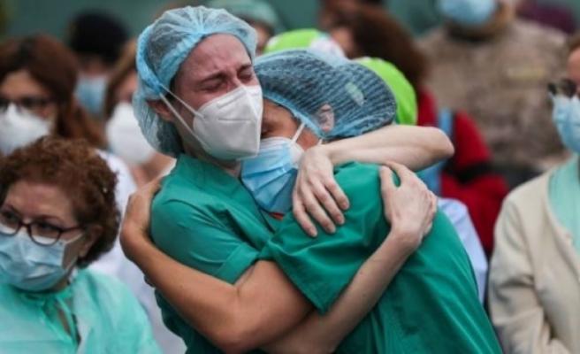 Brezilya'da son 24 saatte 1163 kişi hayatını kaybetti