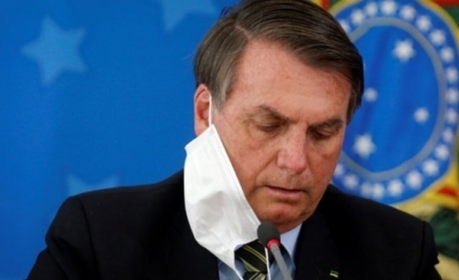 Brezilya Devlet Başkanı Bolsonaro üçüncü kez 'pozitif'