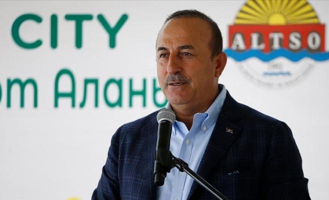 """Çavuşoğlu: """"Cumhuriyet tarihinin en büyük tahliye operasyonunu gerçekleştirdik"""""""