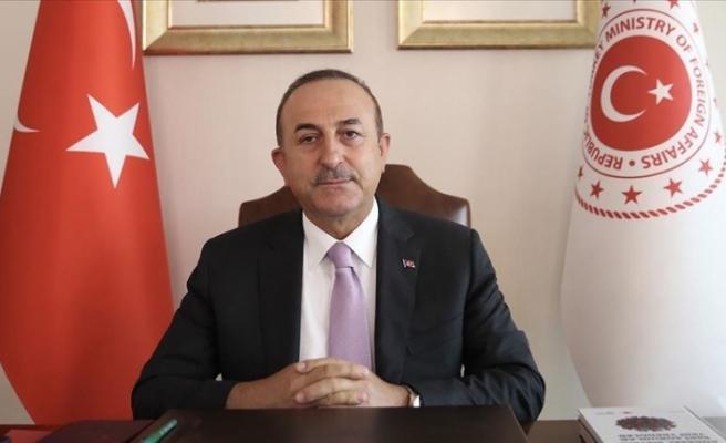 """Çavuşoğlu: """"Hafter çekilmediği sürece Libya hükümeti taarruza devam etmekte kararlı"""""""