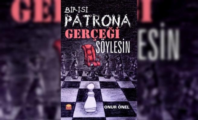 DAÜ mezunu Onur Önel'in kitabı kısa sürede en çok satanlar listesinde