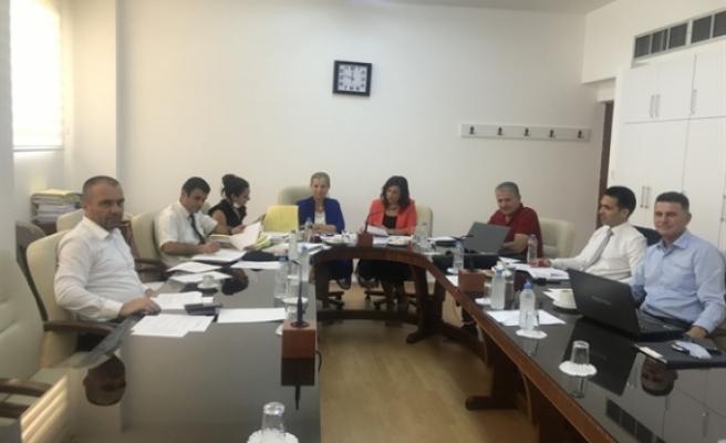 Dilekçe ve Ombudsman Komitesi toplantı