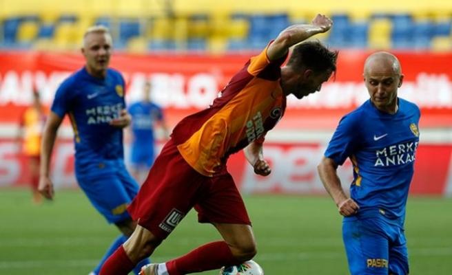 Galatasaray, yine istediğini alamadı