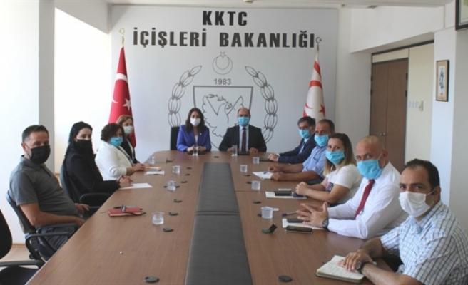İçişleri Bakanlığı ile Değirmenlik belediyesi, maks pilot bölge projesi için iş birliği protokolü imzaladı