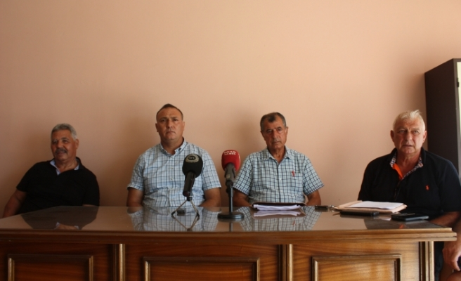 İngiliz üs yönetimi'nden kovid-19 düzenlemeleri nedeniyle eylem yapan Pile'deki Kıbrıslı Türklere dava