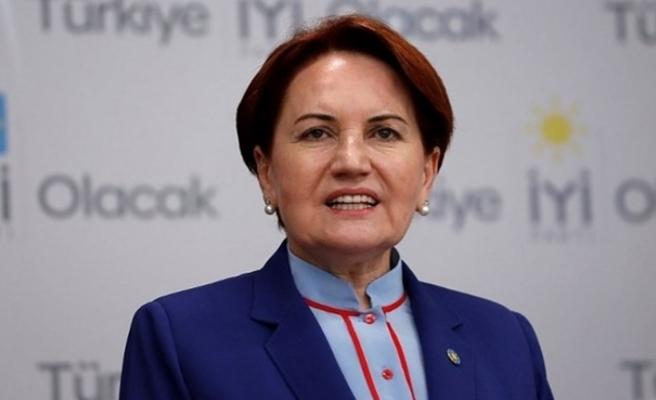 İYİ Parti Genel Başkanı Akşener'den Kıbrıs Barış Harekatı'nın 46'ncı yıl dönümü paylaşımı