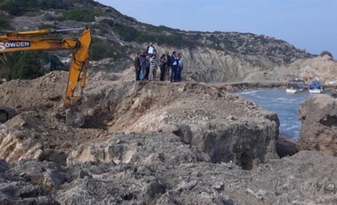 Kayalar Balıkçı Barınağı'nın açılışı,Başbakan  Tatar tarafından yapılacak
