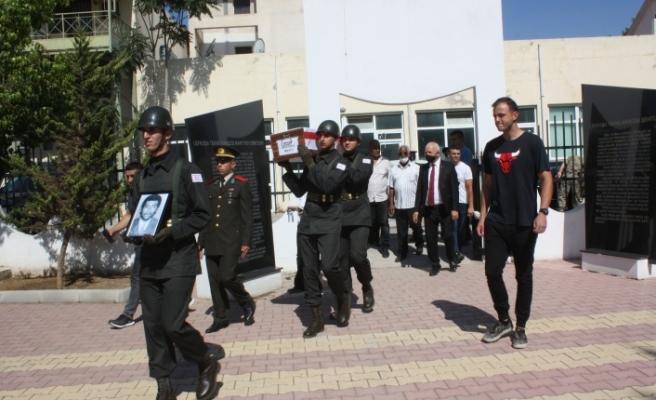 Kayıp Şehit Selim Mustafa Mavili defnedildi